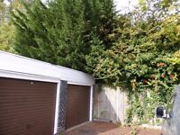 Garages available to rent: Verwood Road Harrow - ideal for storage