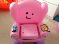 Early learning chair