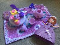 Disney girls birthday afternoon tea picnic party set