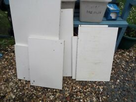 bits from kitchen cabinets