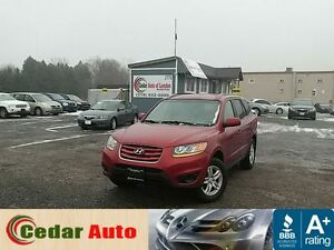 2010 Hyundai Santa Fe GL Manual - Low Kms