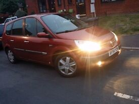 RENAULT GRAND SCENIC 1,9 DCI DYNAMIQUE
