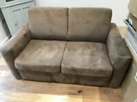 2 Seater Sofa Pullout Bed