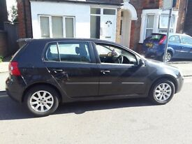 Golf mk5 for sale