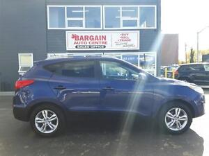 2013 Hyundai Tucson GLS''WE FINANCE EVERYONE''AWD