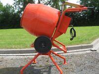 cement mixer belle 150 240V