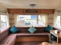 Cheap Starter Caravan At Sandylands On The Beautiful Coast of Scotland Near Wemyss Bay