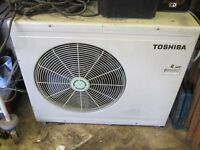 TOSHIBA AIR CON UNIT 240V INDUSTRIAL TYPE