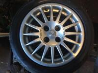 """Oz 15"""" alloys 4x108 Peugeot Citroen ford 170ovno"""