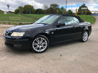 Saab 9-3 1.8t Vector Convertible **Only 47000miles**