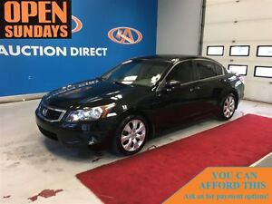 2009 Honda Accord EX-L LEATHER! SUNROOF! ONLY 56,000KM!