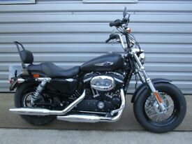 Harley Davidson XL1200 CBA Custom LTD 17