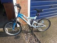 Child boys bike for sale 6-7 yrs