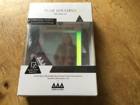 Ellie Goulding - Delirium Access all areas Cd Deluxe Limited Box Set Sealed