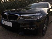 BMW 520d M sport 2017