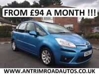 2009 CITROEN C4 PICASSO 1.6 HDI VTR+ ** AUTOMATIC ** FINANCE AVAILABLE ** ALL CARDS ACCEPTED