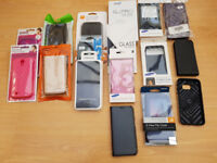 VARIOUS MOBILE PHONE CASES, ALL NEW CONDITION, IDEAL XMAS GIFTS