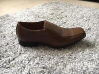 Size 8 brown Kangol Shoes