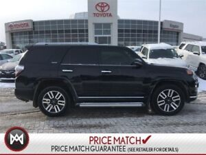 2016 Toyota 4Runner LIMITED 7 PASS LOADED