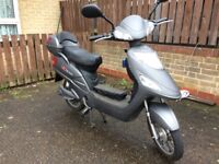 Electric moped scooter bike 48V 250W eRider