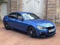 BMW 3 SERIES 320D M SPORT M PERFORMANCE F30 2012 2.0 DIESEL AUTOMATIC *FSH*