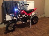 Pitbike/motor bike