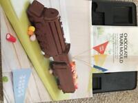 Lakeland Chocolate Train Mould