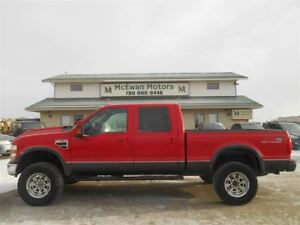 2008 Ford F-350 Lariat Diesel Lifted