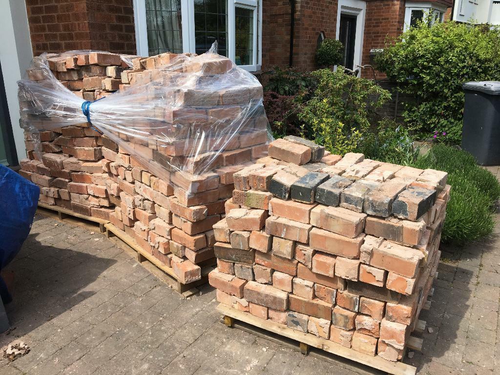 Reclaimed bricks   in Ruddington, Nottinghamshire   Gumtree