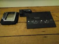 IBM lenovo T60/T61 Docking Station and Hard Drive removeable caddy