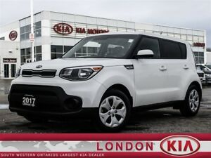 2017 Kia Soul LX - Bluetooth