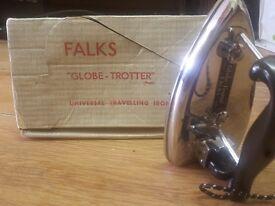 Falks travel iron