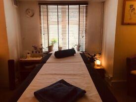 Male Masseur offering beautiful Full Body Swedish Massage