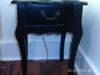 Shabby chic bedside table/table - £20.00