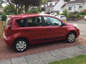 Nissan Note (facelift) *20k genuine miles!* Excellent condition