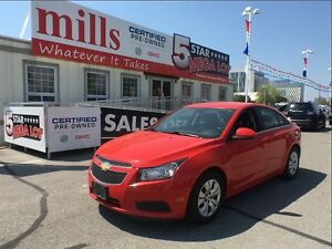 2014 Chevrolet Cruze 1LT Bluetooth Remote Start LOW KMS