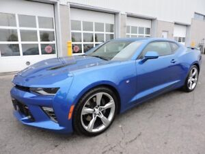 2017 CHEVROLET CAMARO SS,AUTO,TOIT,CUIR,20 POUCE,FULL