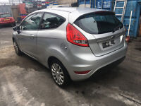 BREAKING - FORD FIESTA - 2009-2016 - COMPLETE REAR AXLE - ALL PARTS AVAILABLE