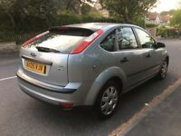 FORD FOCUS 1.6 TDCI 2 OWNERS FROM NEW 110k 12 MONTHS MOT