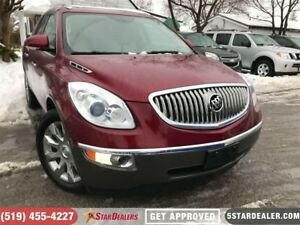 2011 Buick Enclave CXL | AWD | NAV | LEATHER | ROOF | 7PASS