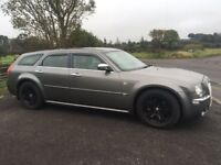 2006 Chrysler 300c Touring 3.0 CRD Turbo Diesel, Auto, 12 Months Mot, Serviced recently, Warranty