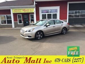 2015 Subaru Legacy 2.5i /Ltd AWD/Nav/Sunroof