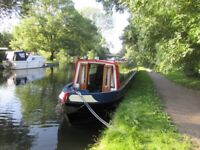 Narrowboat / live aboard/ houseboat Barge Beautiful 57 foot Traditional