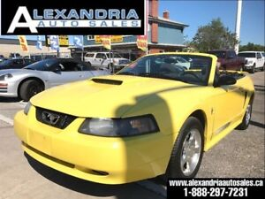 2003 Ford Mustang convertible 115km like new 5speed