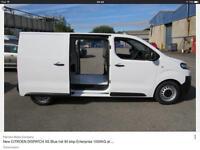 £15.00 per hour van hire including driver
