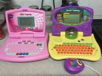 Kids laptops vtech toys