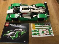 Lego technic set 42039 racing car