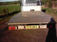 Mitsibushi canter recovery truck