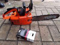 Stihl chainsaw 12 inch