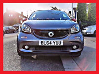 (19000 Miles) -- 2015 Smart ForFour 1.0 -- Navigation -- Smart Car ForFour - alternate4 Smart fortwo